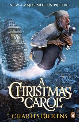 Christmas Carol book cover