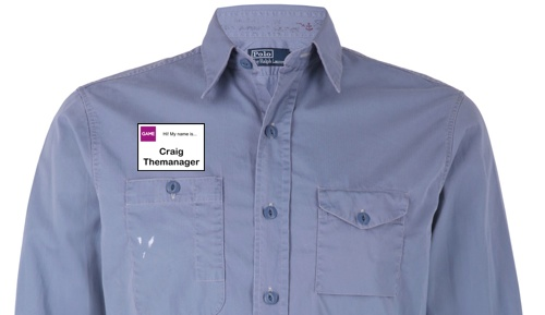 Hi! My Name Is Craig Themanager!
