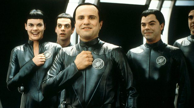 Thermians from Galaxy Quest